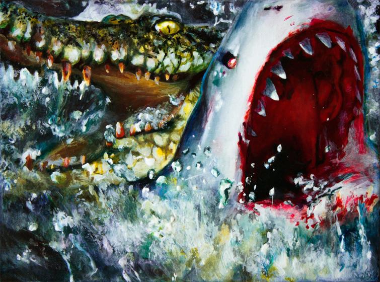 sharkcroc